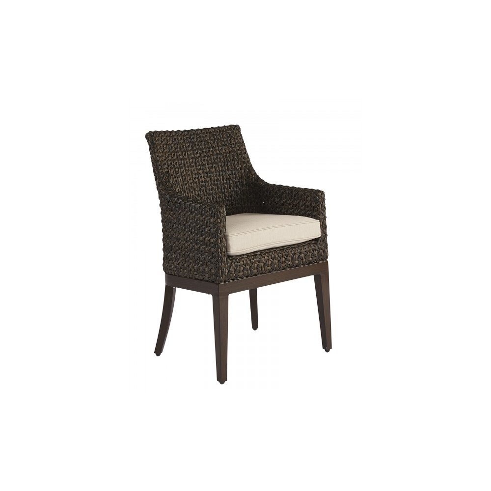Epicenters Brentwood Outdoor Franklin Wicker Dining Chair