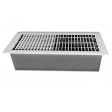 Fan-forced Floor Drop-in Heaters