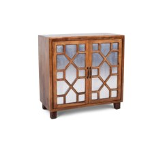 "Savannah Cabinet 40"" x 20"" x 40"" [FIXED SHELF]"