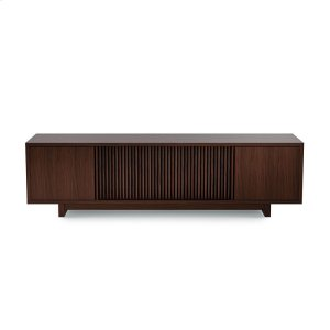 Bdi FurnitureLow Media Cabinet 8559 in Chocolate Stained Walnut