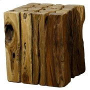 Woody Branches Cube, Natural Product Image