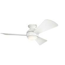 Sola Collection 44 Inch Sola Fan MWH