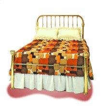 Scepter Brass Bed - #113