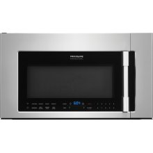 Frigidaire Professional 2.1 Cu. Ft. Over-The-Range Microwave