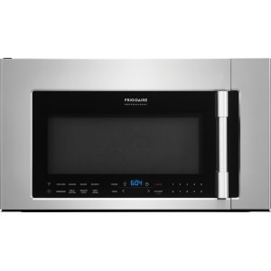 Frigidaire ProfessionalPROFESSIONAL Professional 2.1 Cu. Ft. Over-The-Range Microwave