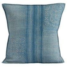 "Lily Koi 18"" Flange Pillow"
