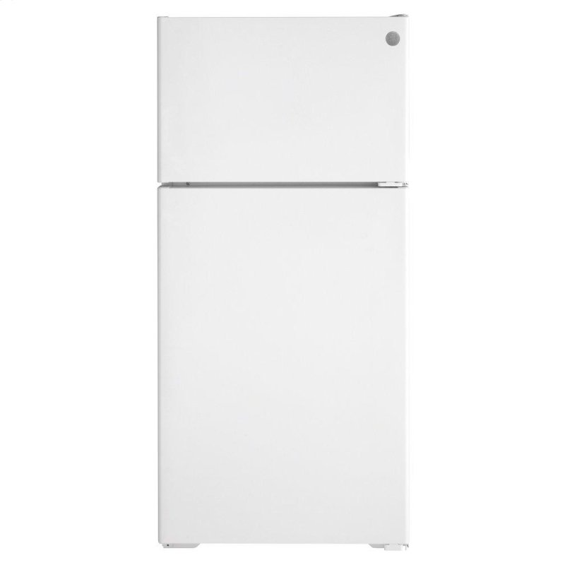 ENERGY STAR® 16.6 Cu. Ft. Recessed Handle Top-Freezer Refrigerator