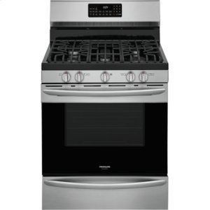 FrigidaireGALLERY Gallery 30'' Freestanding Gas Range with Air Fry
