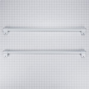 AmanaSxS Refrigerator Handle Kit, White