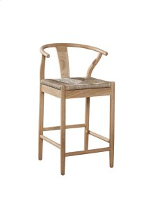 Broomstick Counter Stool