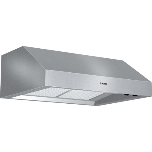 "DPH30652UC 30"" Under Cabinet Ventilation 800 Series - Stainless Steel (Scratch & Dent)"