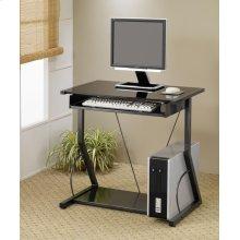 Transitional Computer Desk