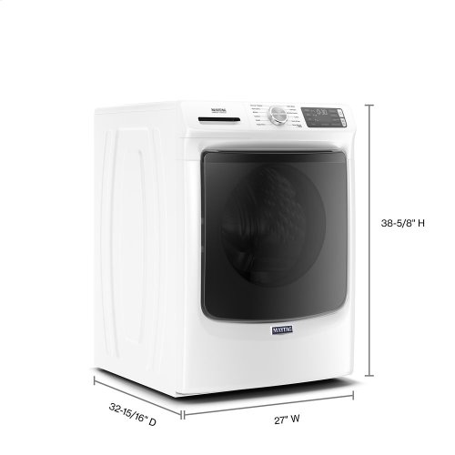 Maytag Plus Front Load Laundry Package