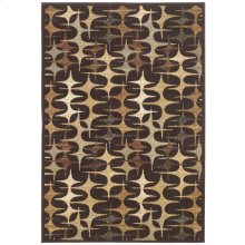 Exceptional Designs by Flash Stratus 5' x 7'3'' Rug