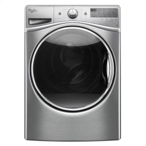 Whirlpool 4.5 Cu.Ft Front Load Washer With Load & Go , 12 Cycles