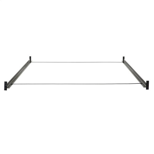 Hook-in Rail System with Wire Support - Queen