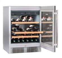 """24"""" Under-worktop wine storage cabinet"""
