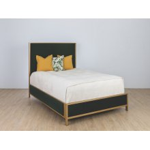 Mason Upholstered Bed