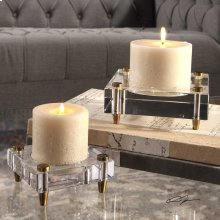 Claire Candleholders, S/2