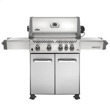 Prestige® 500 with Infrared Rear Burner, Stainless Steel