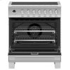 """Fisher & Paykel Induction Range, 30"""", 4 Zones, Self-Cleaning"""