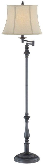Dark Bronze Floor Lamp Product Image