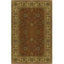 RUG,TRADITIONAL,5'X8' 100% WOOL,