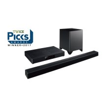 Dolby Atmos ® enabled Elite ® Network Sound Bar System