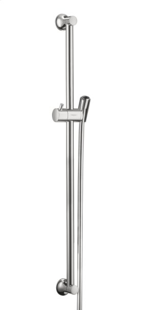 Chrome Unica C Wallbar, 24""