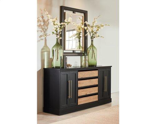 Carbon Proximity Dresser/Server