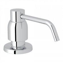 Polished Chrome Perrin & Rowe Holborn Deck Mount Soap Dispenser