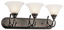 Stafford 3 Light Vanity Light Olde Bronze®