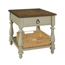 Rocky Point End Table