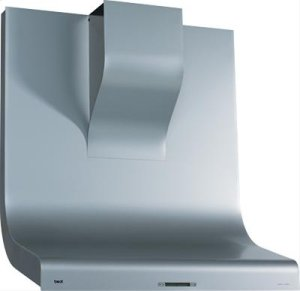 "36"" - Aluminum Range Hood with Internal Blower designed by F.A. Porsche"