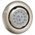 Additional Extender Round Body Spray - Brushed Nickel
