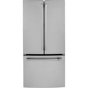 ENERGY STAR ® 18.6 Cu. Ft. Counter-Depth French-Door Refrigerator - STAINLESS STEEL