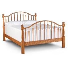 Arrow Bed, King