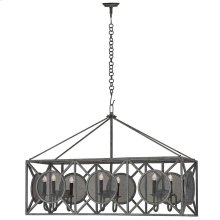 Carriage House Chandelier Large - HEM
