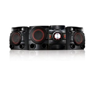 LG ElectronicsLG XBOOM 700W 2.1ch Mini Shelf System with Built-in Subwoofer and Bluetooth®