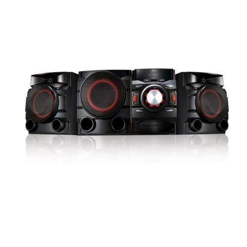 LG XBOOM 700W 2.1ch Mini Shelf System with Built-in Subwoofer and Bluetooth®