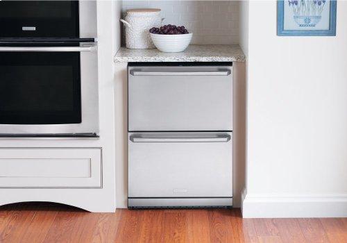 24'' Refrigerator Drawers