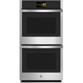 """GE Profile™ Series 27"""" Built-In Convection Double Wall Oven"""