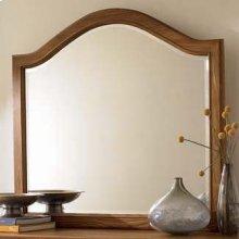 Landscape Mirror - Nutmeg