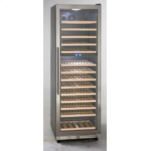 AvantiUp to 154 Bottles Designer Series Dual Zone Wine Chiller