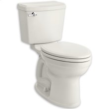 White Portsmouth Champion PRO Right Height Elongated 1.28 gpf Toilet
