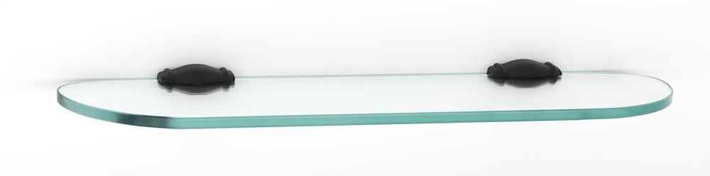 Charlie's Collection Glass Shelf A6750-18 - Bronze