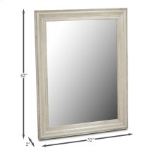 Caprice Mirror, Grey Quartz