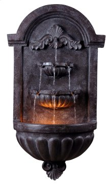 San Marco - Indoor/Outdoor Wall Fountain