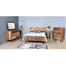 Route 66 Bedroom Set, SBA-5331