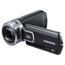 QF20BN Switch Grip 2.0 Full HD Camcorder (Black)